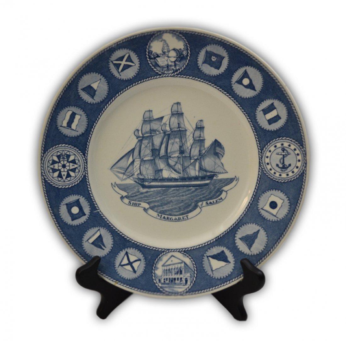 377: Plates (11), Peabody Museum Anniversary 1949 - 2
