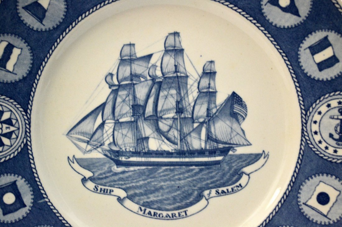 377: Plates (11), Peabody Museum Anniversary 1949 - 3