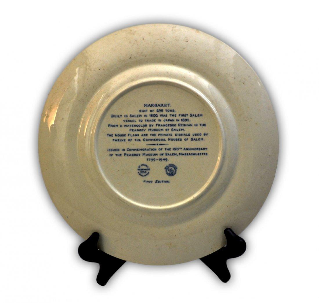 377: Plates (11), Peabody Museum Anniversary 1949 - 4
