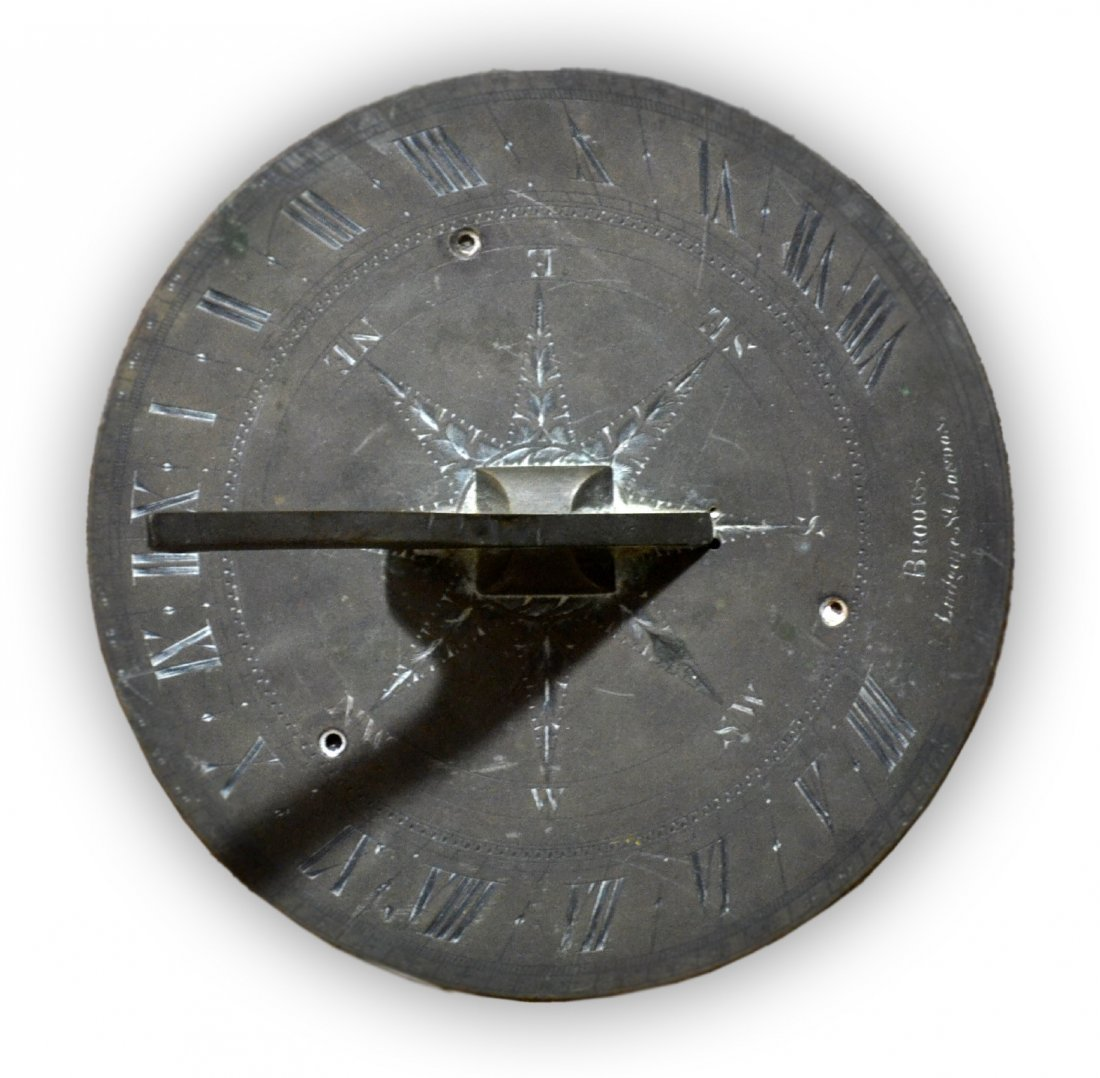 524: Sundial, Brooks Ludgate St., London