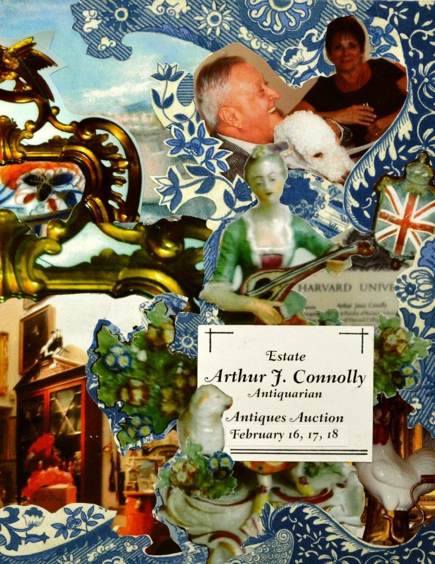 Estate, Arthur J. Connolly Order Print Catalog