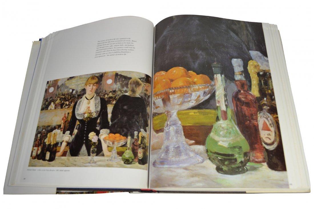 (7) Coffee Table Art Books, Da Vinci, Manet - 4