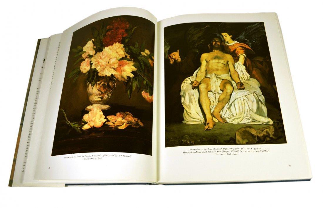 (7) Coffee Table Art Books, Da Vinci, Manet - 7