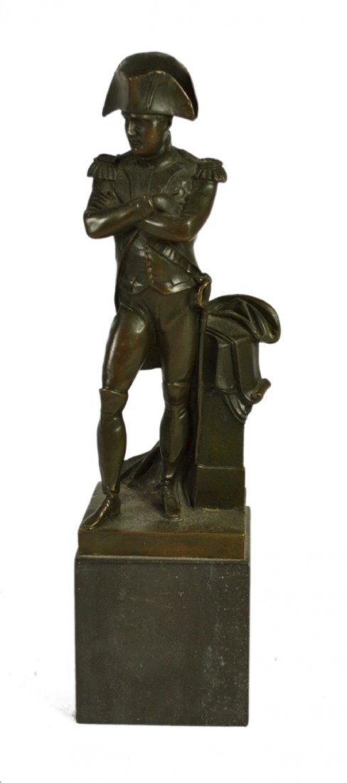 Bronze, Napoleon, After Simon Louis Boizot