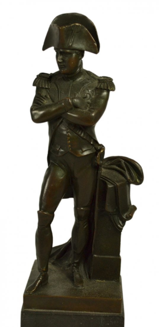 Bronze, Napoleon, After Simon Louis Boizot - 2