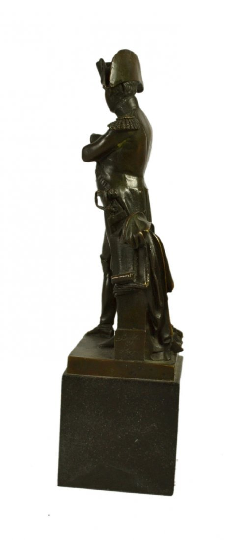 Bronze, Napoleon, After Simon Louis Boizot - 4