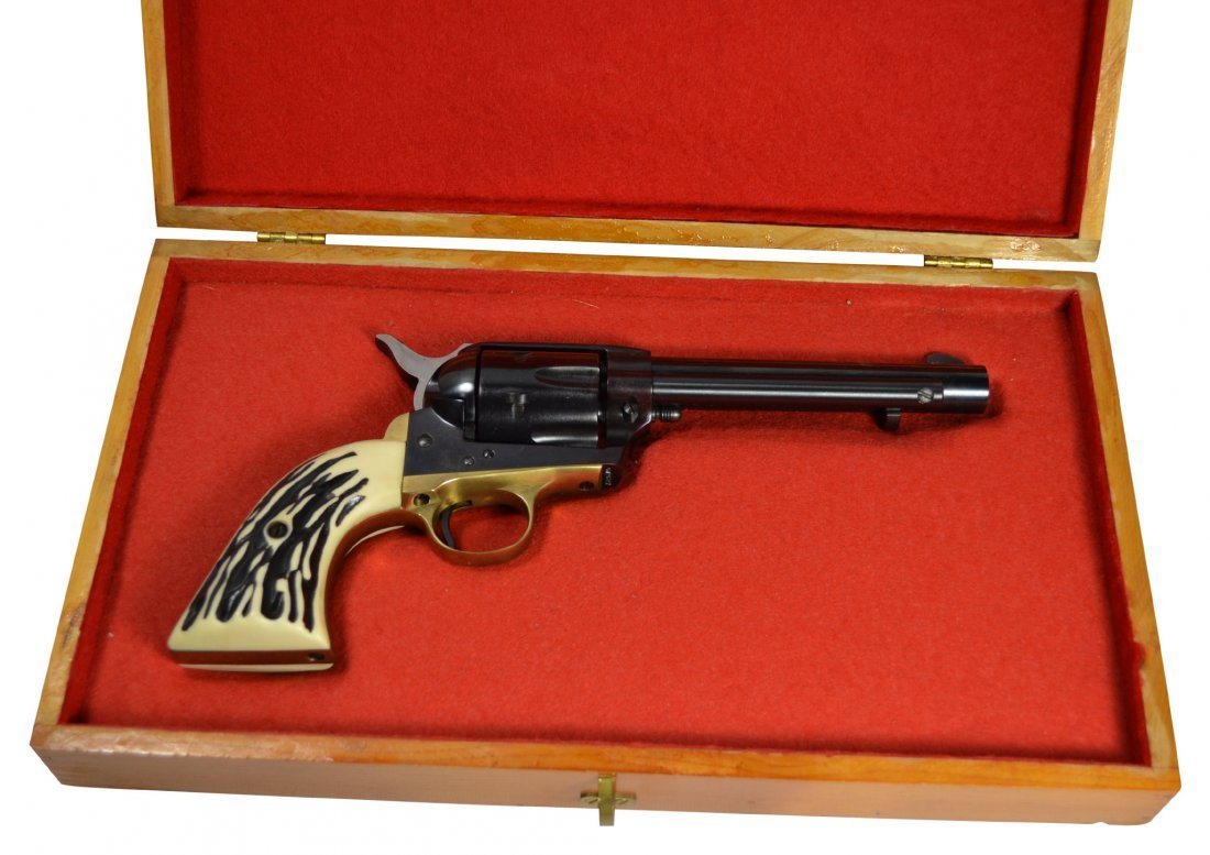 Pistol, Great Western, .22cal