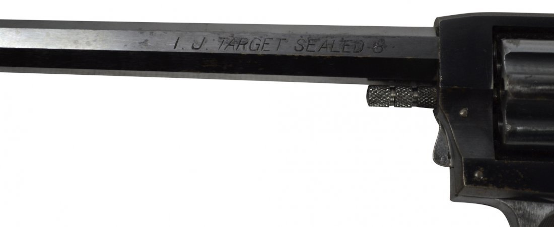 Pistol, Iver Johnson, Target - 3