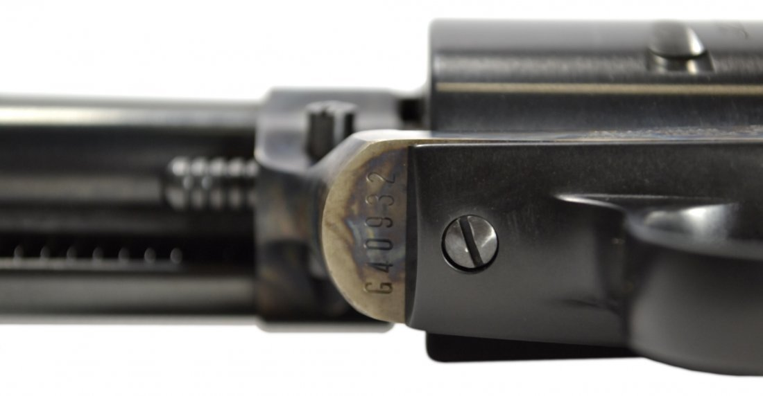 Pistol, Colt, New Frontier, .22cal - 5