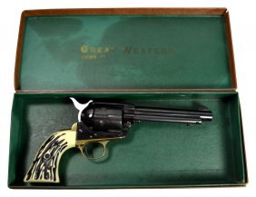 "Pistol, ""Great Western"""