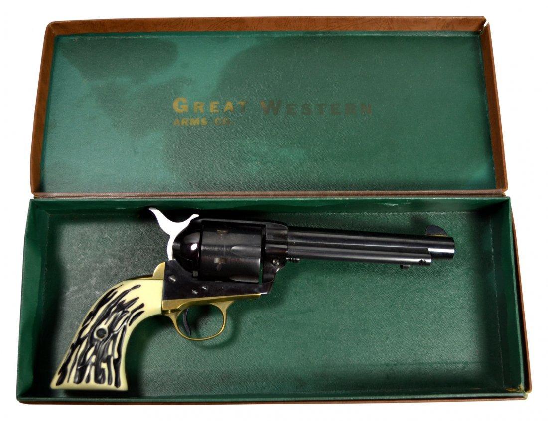 """Pistol, """"Great Western"""""""