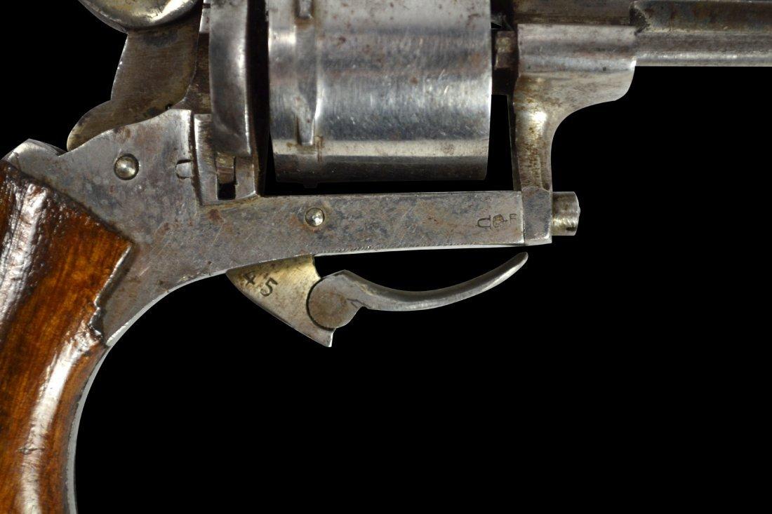 Pistol, folding trigger - 2