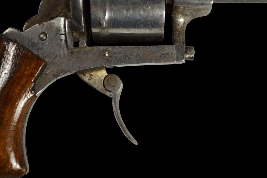 Pistol, folding trigger - 3