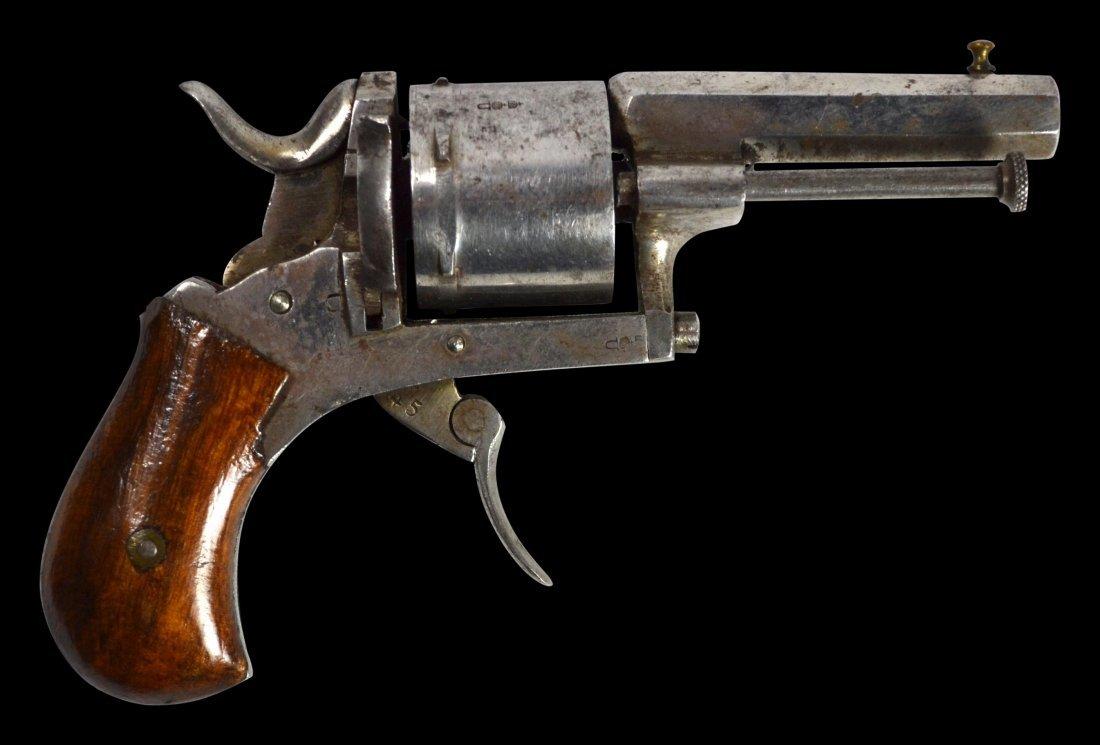 Pistol, folding trigger - 6