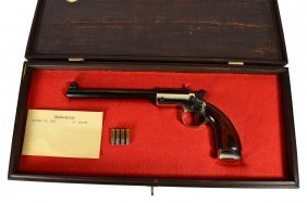 Pistol, Hawe's Firearms In Box
