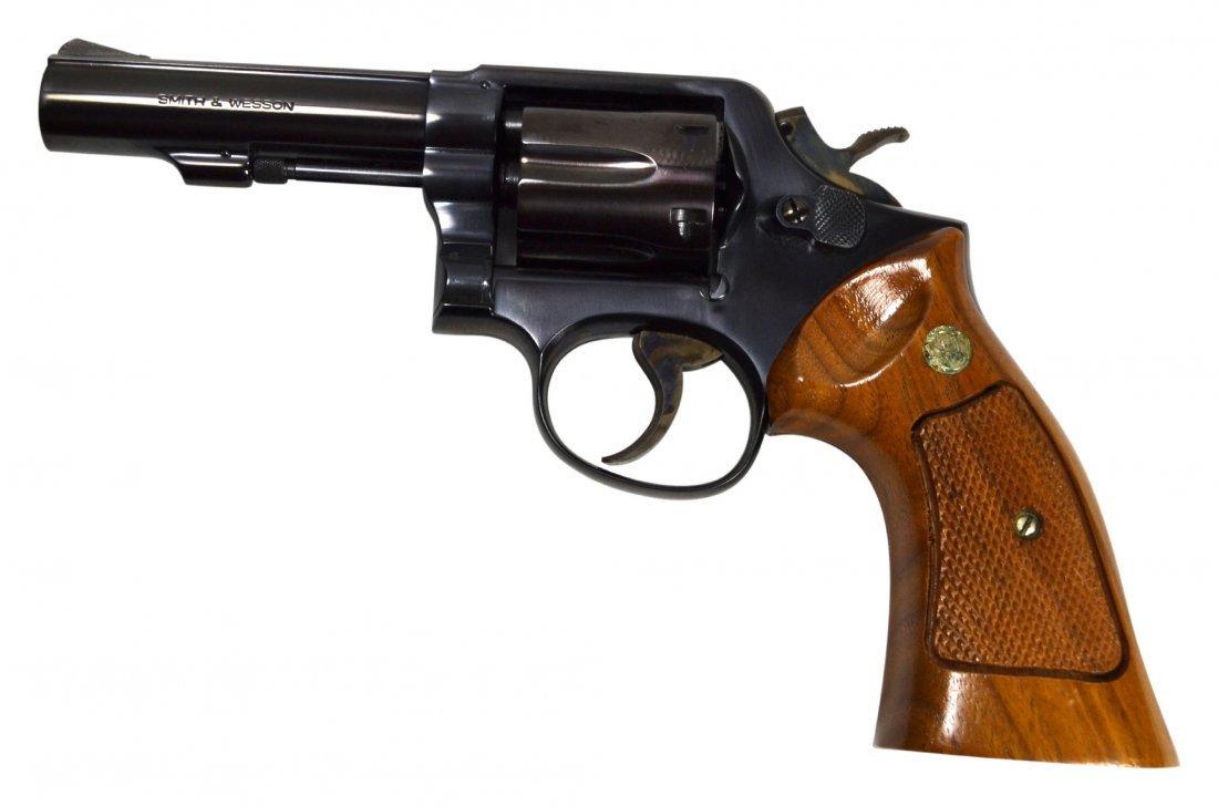 Pistol, S&W, .38cal, M10-6