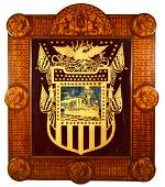 Fretwork, Remember The Maine, c.1900