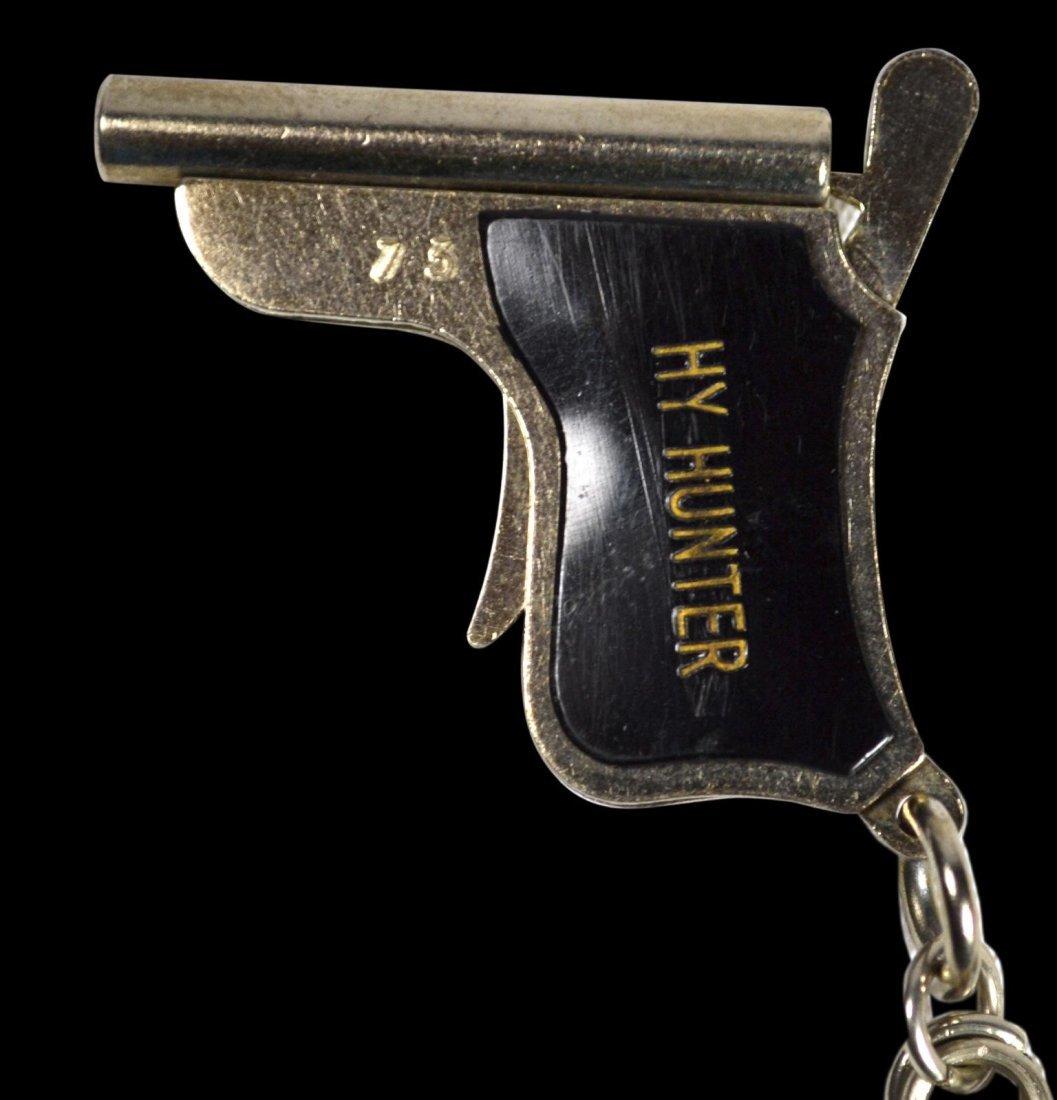 Pistol, miniature key chain Liliput-Browning
