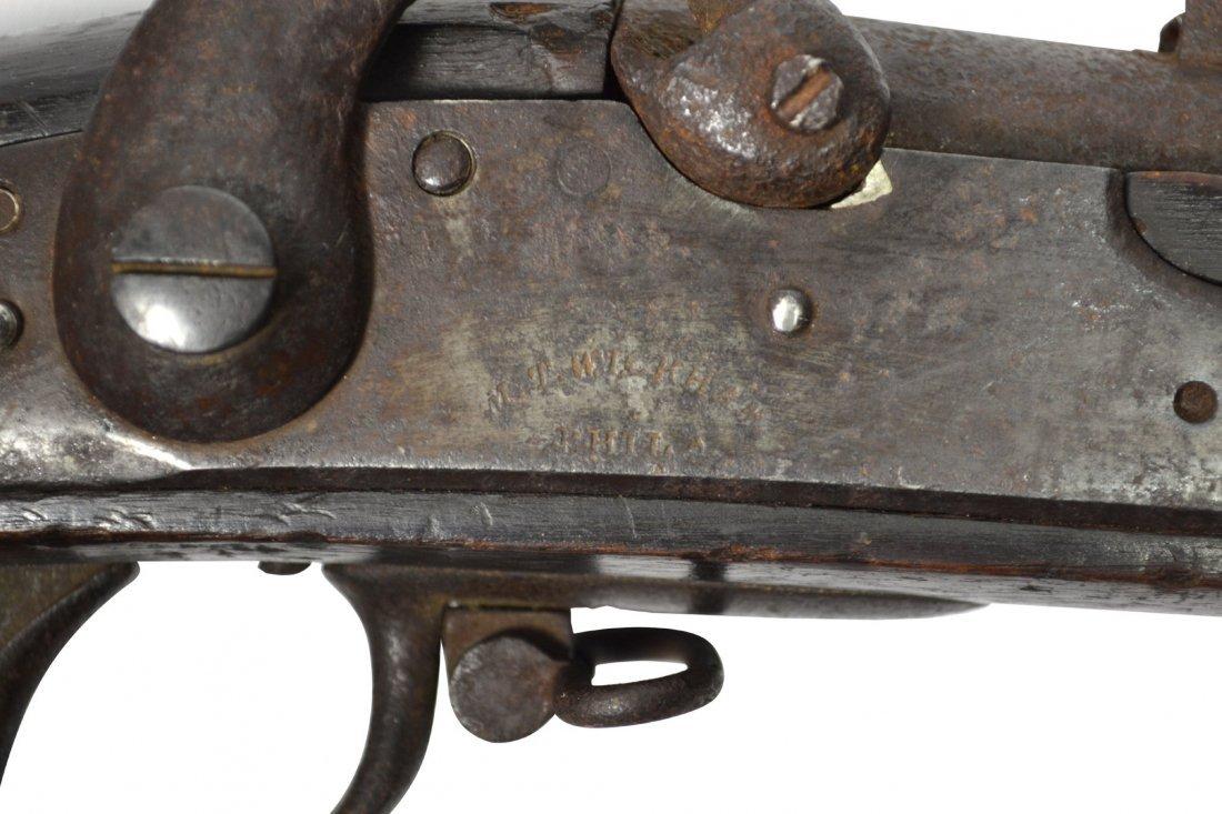 M.T.Wickham Musket, W Bayonet - 2