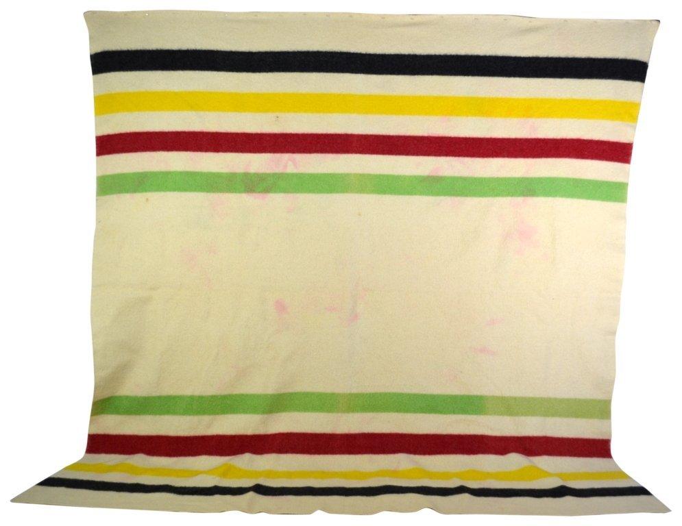 Blanket, Wool by Shuler & Benninghofen Co., Ohio