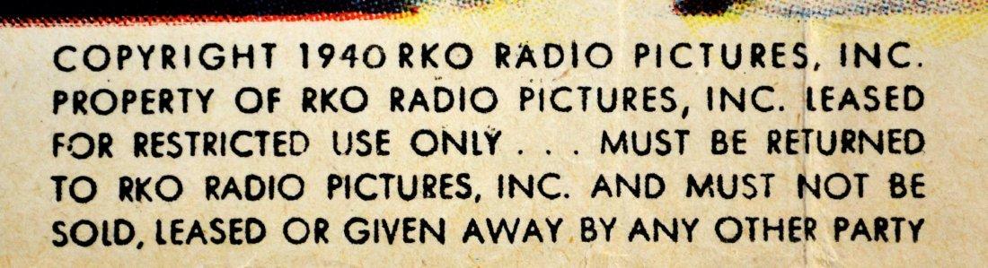 """Movie Poster, """"Kitty Foyle"""" 1940 - 2"""
