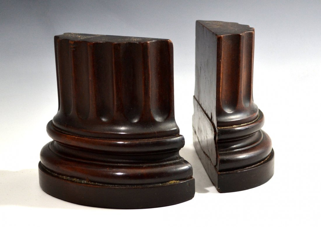 Bookends, Cherry Wood