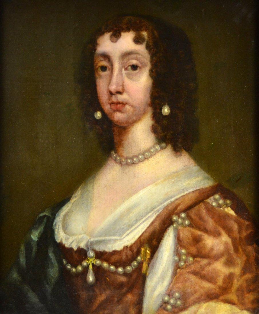 O/C 'Lady D'Aubigny', Circle of Theodore Russel