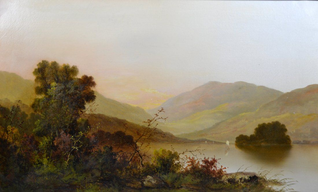 O/C Landscape, Hudson River School