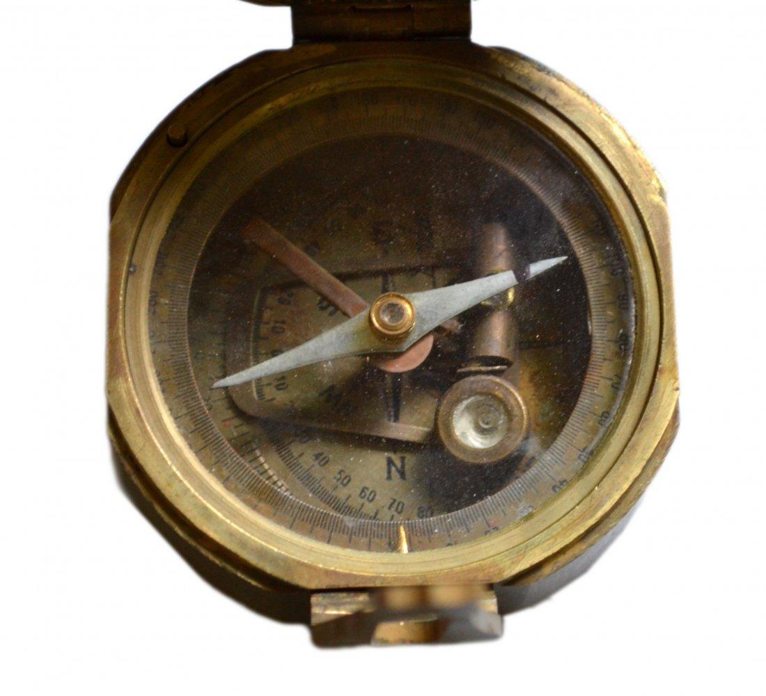 Ship's Compass, Brinton, Ross Evans, London 1841 - 3