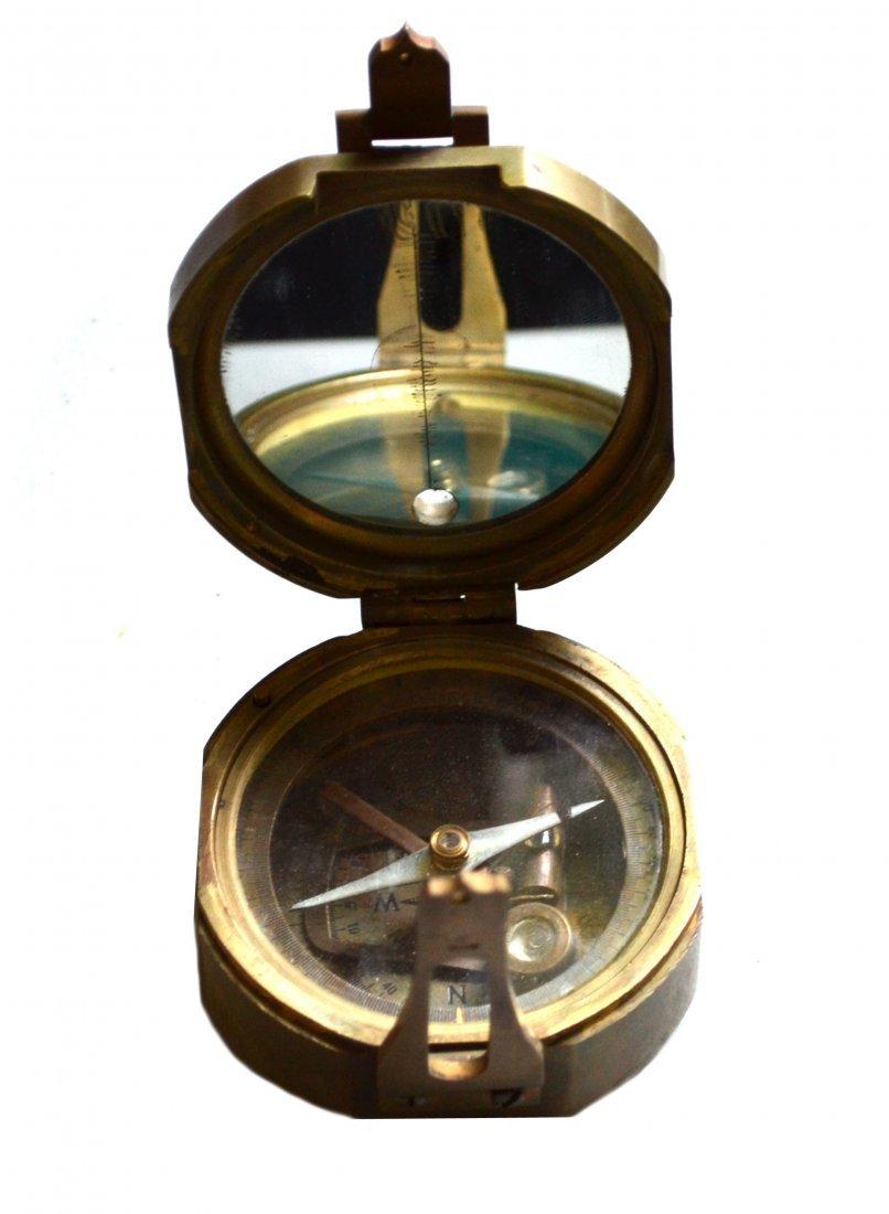 Ship's Compass, Brinton, Ross Evans, London 1841 - 4