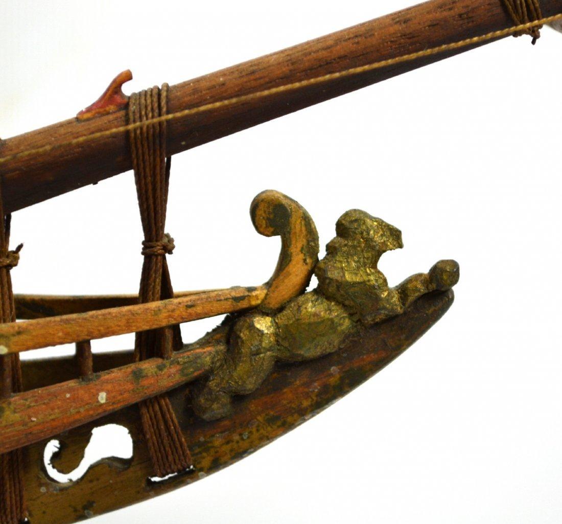 Ship Model, The Halve Maen (The Half Moon) - 8
