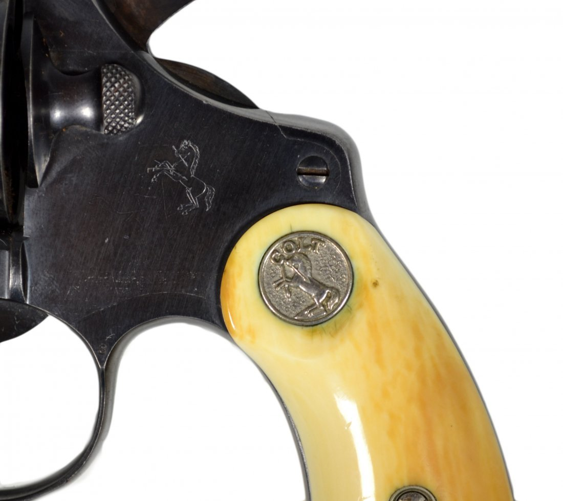 Colt Police Positive 38 Special, 1925-26 - 5