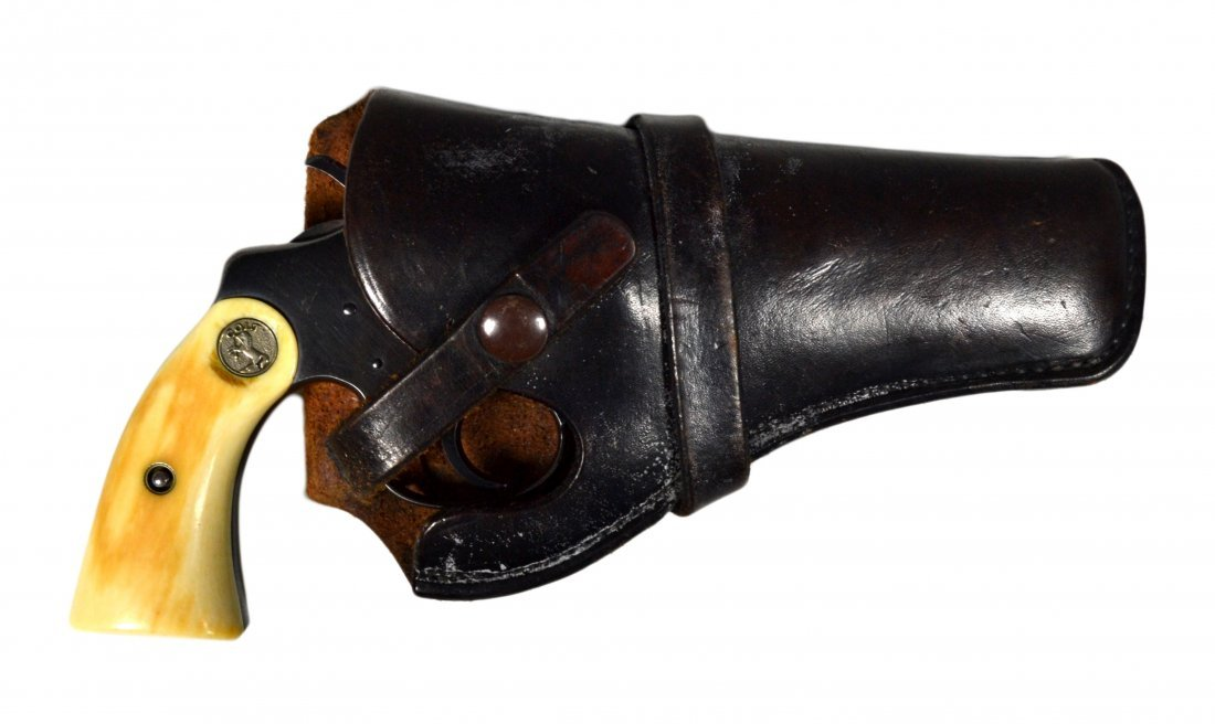 Colt Police Positive 38 Special, 1925-26 - 7