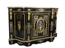 Buffet, Napolean III Style, Ormolu & Stones