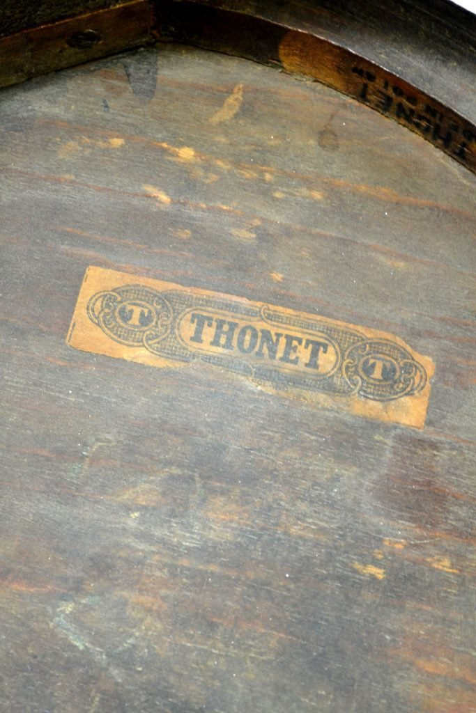 (4) Chairs by Michael Thonet, Alligator Pattern - 4