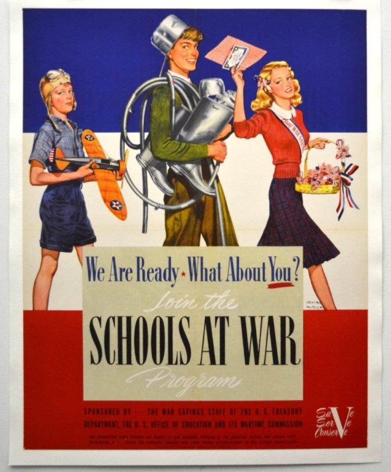 WWII Schools at War Program, I. Nurick