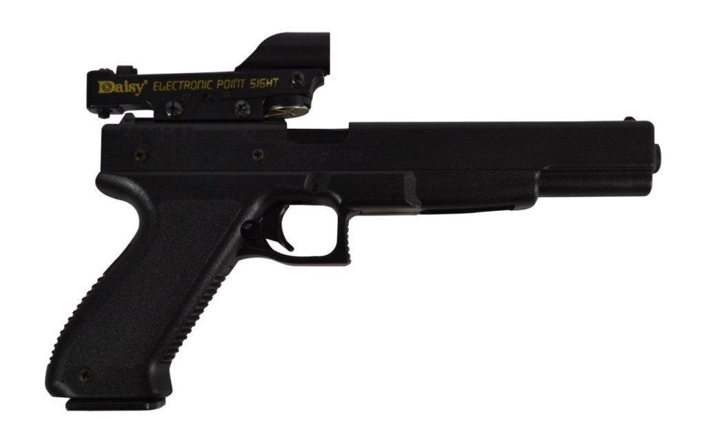 BB Gun Pistol, Daisy, ELectronic Point Sight - 3