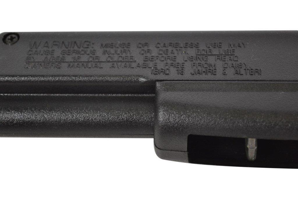 BB Gun Pistol, Daisy, ELectronic Point Sight - 7