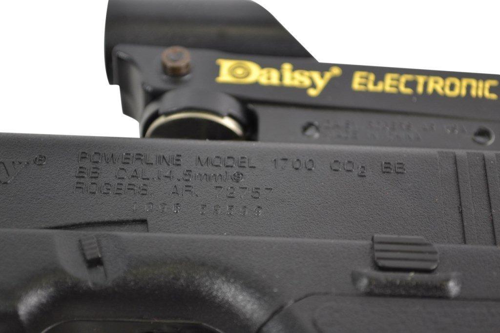 BB Gun Pistol, Daisy, ELectronic Point Sight - 8