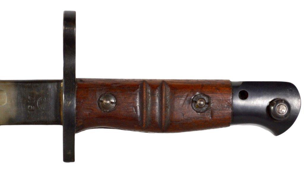 Bayonet, Remington for Springfield, 1903, WWI - 3