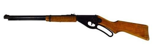 BB Gun, Red Ryder, Daisy Model 1938B