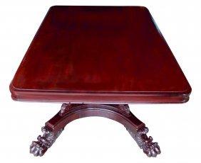 Dining Room Table, Circa 1850