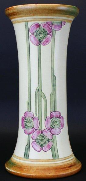 Weller Flemish Line Pedestal, Flowers