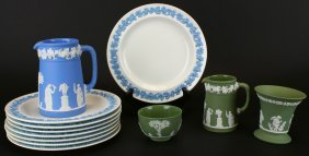 Wedgewood Lot (12) Pieces
