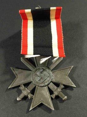Nazi German War Service Cross With Swords