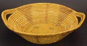 Basket/tray, Jicarilla Apache, 1890-1920