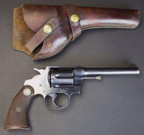 Colt, Police Positive, 38 Cal., 1928 (ffl Needed)