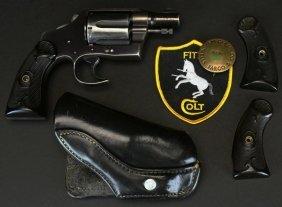 Colt Fitz, Detective Spec., Wells Fargo