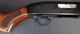 Mossberg Rifled 12 Ga Shotgun + Extra Barrel