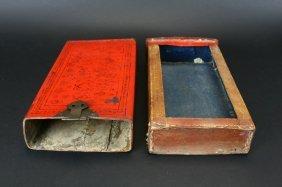 Imperial China Document Box, C.1900